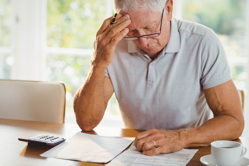 estimating taxes in retirement